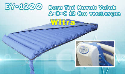 Witra A+B+C Boru Tipi Havalı Yatak