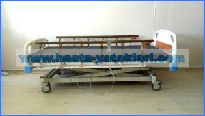 3 Motorlu Hasta Yatağı