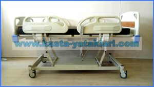4 Motorlu Hasta Karyolası