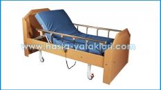 Ev Tipi Hasta Yatağı 2 Motorlu HYE-552