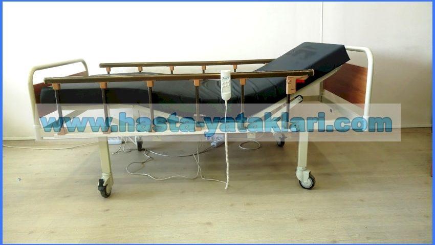 2 Motorlu Hasta Yatağı