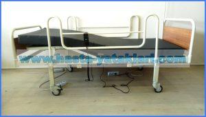 İki Motorlu Hasta Yatağı