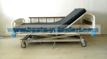 Kiralık Hasta Yatağı 3 Motorlu