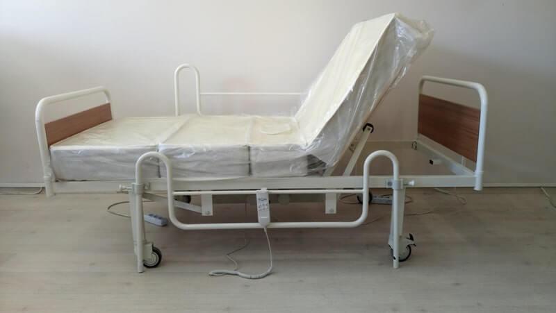 Lazımlıklı Hasta Yatağı HYE-259