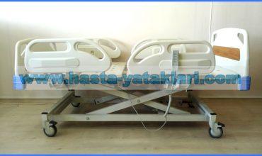 3 Motorlu Hasta Yatakları