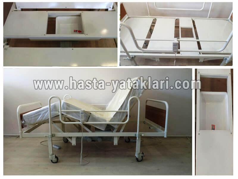 Tuvaletli Hasta Yatağı Fiyatları