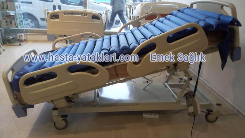 4 Motorlu Hasta Yatakları
