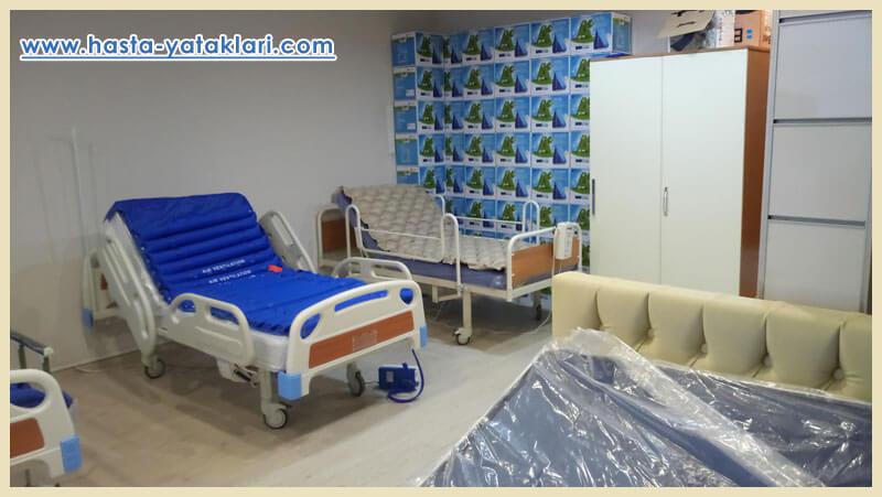 Ayarlanabilir Hasta Yatağı