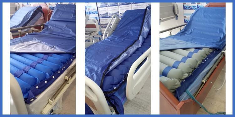 Pratik Kullanımlı Hasta Yatakları