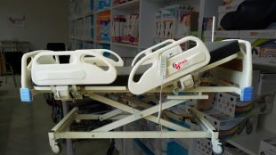 Elektrik Motoru Sistemi İle Çalışan Hasta Yatakları