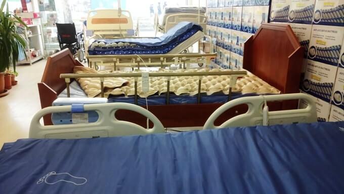 Hasta Karyolası Kiralama Fiyatları