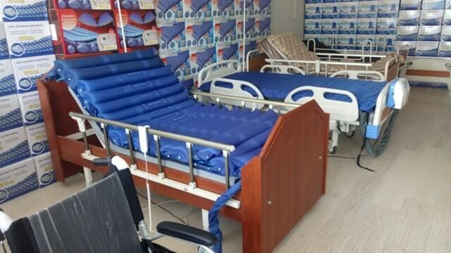 Hasta Yatağı Satış Ve Kiralama Hizmetleri