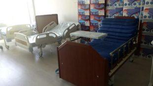 Sağlık Hizmetleri Ve Hasta Yatakları