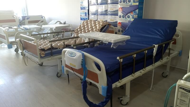 Hasta Yatağı Evde Bakımda Gerekli