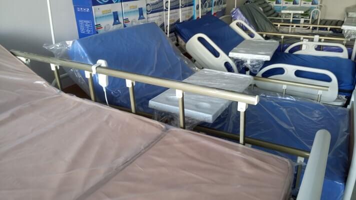 Hasta Yatağı Tarihi