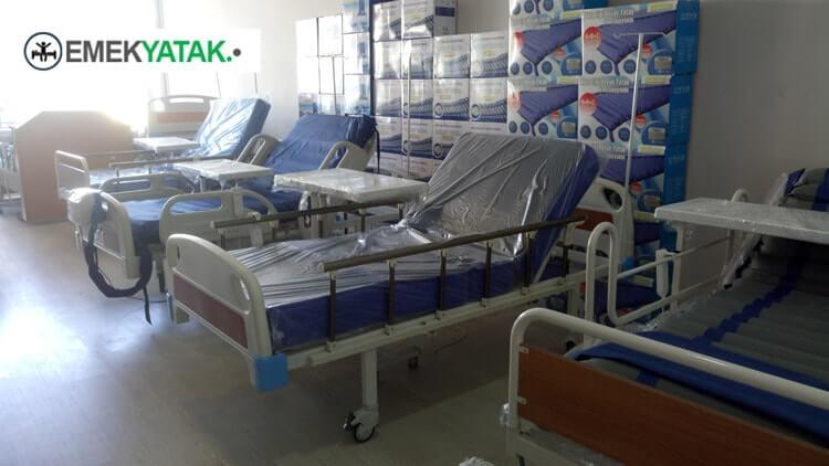İstanbul Hasta Yatağı Fiyatları