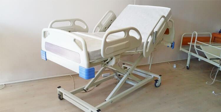 Asansörlü Hasta Yatakları