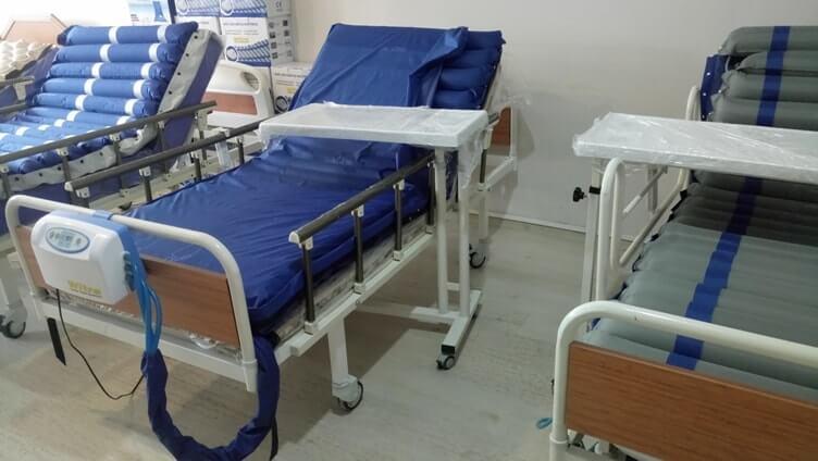 Dayanıklı Ve Rahat Hasta Yatağı İmalatı