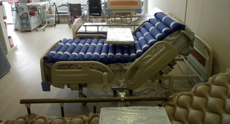 Hasta Yataklarının Kas İskelet Sistemine Faydaları
