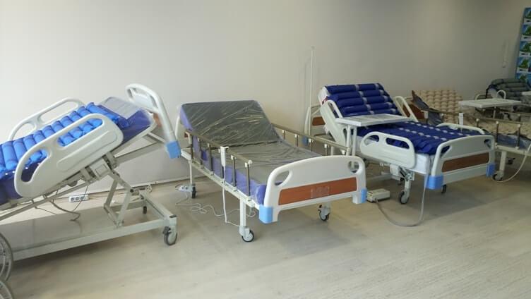 Mühendislik Harikası Hasta Yatakları