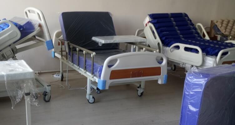 Hasta Yatağı Nasıl Çalışır