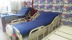 Emek Hasta Yatakları Mükemmel Bakım İçin Tasarlanıyor