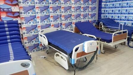 Hasta Bakım Yatağı Çeşitleri