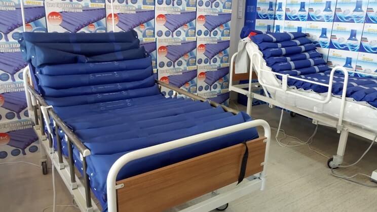 Konforlu ve Güvenli Hasta Yatağı İmalatı