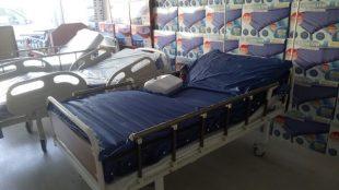 Yatan Hasta İçin Medikal Hasta Yatağı Ve Havalı Yatak