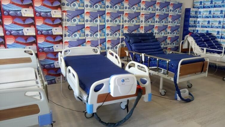 Üstün Özellikli Hasta Yatağı Üretimi