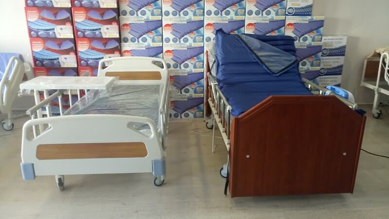 Evde Kullanım İçin Hasta Yatakları