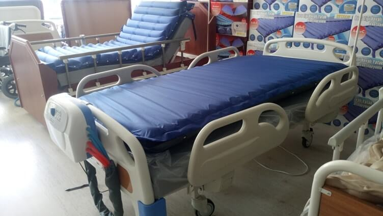 Hasta Yatağı Satış Kiralama Faaliyetlerimiz