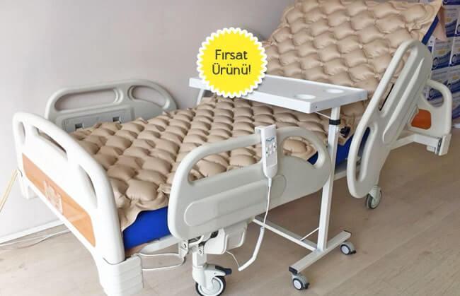 Hasta Yatağı Seti HYE-2850