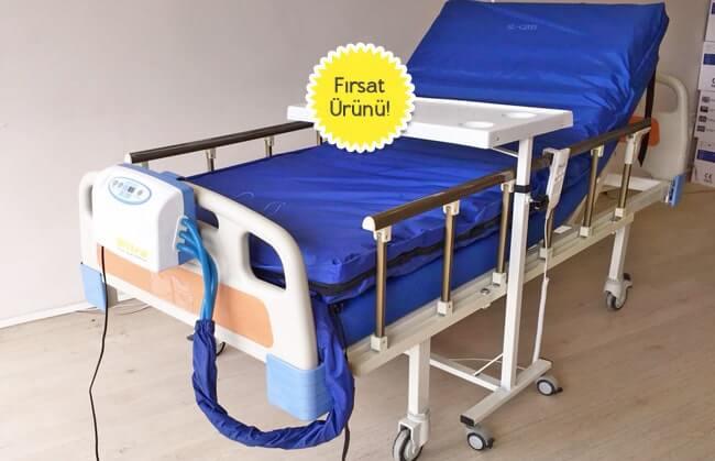 Hasta Yatağı Seti HYE-3350