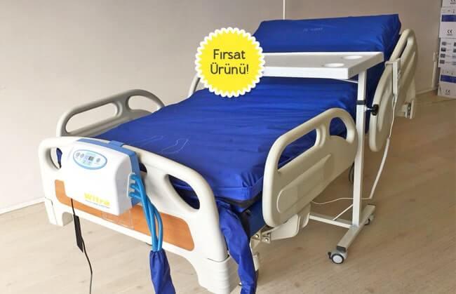 Hasta Yatağı Seti HYE-3800