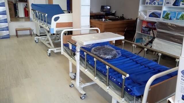 Uygun Fiyata Kaliteli Hasta Yatakları