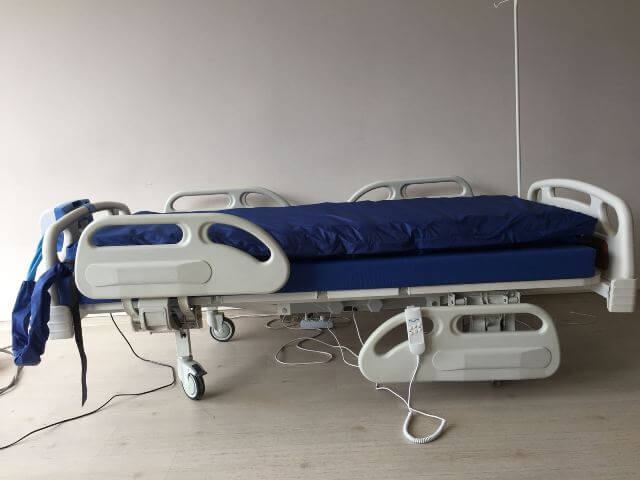 Hasta Yatağı Aydın