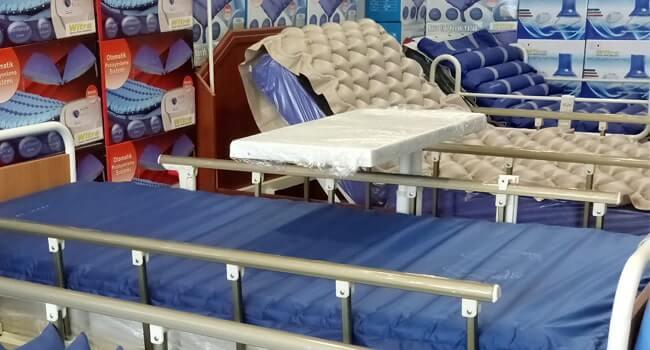 Hasta Yatağı Kiralama Hizmeti