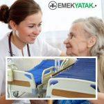 Hasta Yatağı Ve Alzheimer Hastası