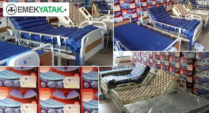 Hasta Yatağı Motoru Çeşitleri
