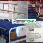Hasta Yatağı Korkuluğu Fiyatları