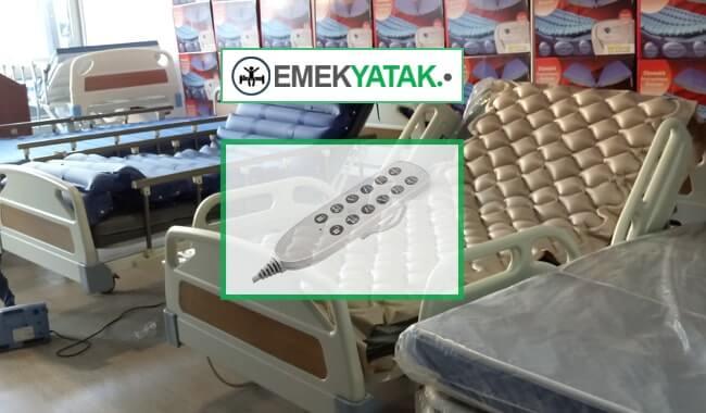 Hasta Yatağı Kumandası Fiyatları