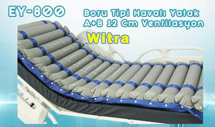 Witra A+B Boru tipi Havalı Yatak 12 cm