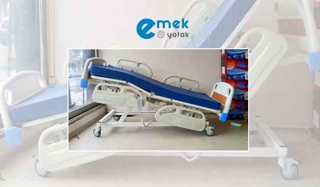 2. El Hasta Yatağı Fiyatları İstanbul