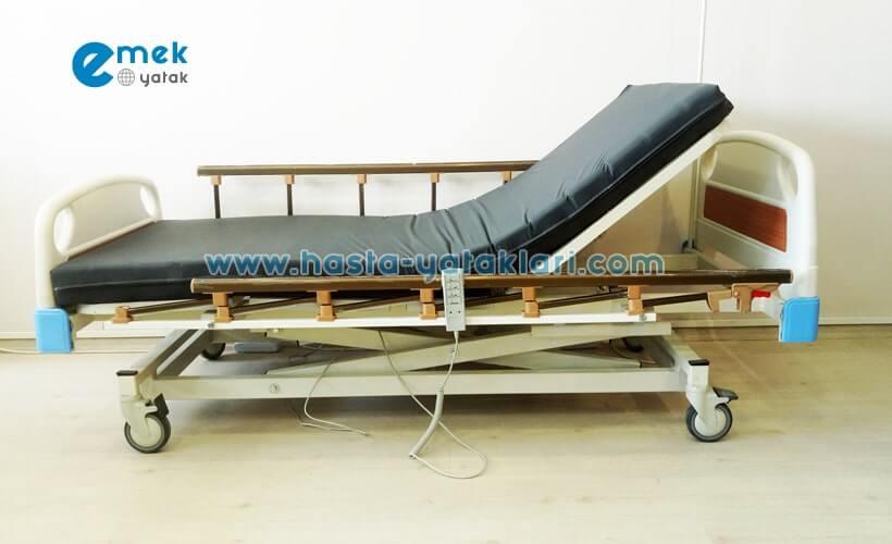 3 Motorlu Hasta Karyolası EY-3000