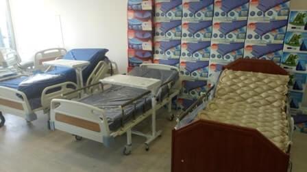 Dual Motorlu Hasta Yatakları