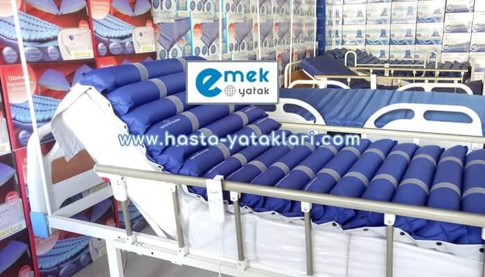 Oturma Konumuna Gelebilen Hasta Yatakları