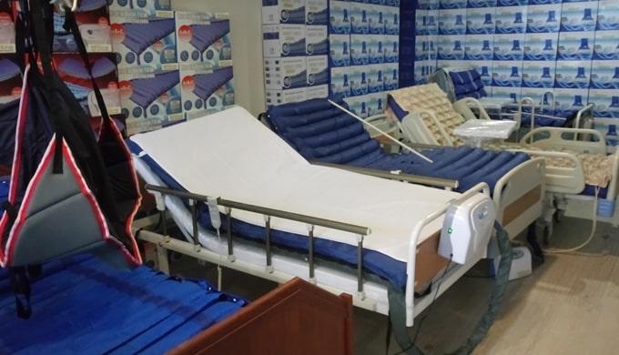 Hasta Tedavisinde Özel Tasarlanmış Yataklar