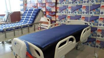 Hasta Yatağı Görüntüleri