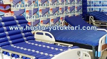Yara Engelleyici Havalı Hasta Yatağı Türleri